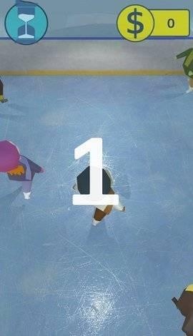 抖音溜冰的游戏截图