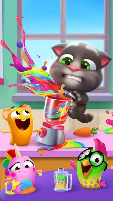 我的汤姆猫2正版截图