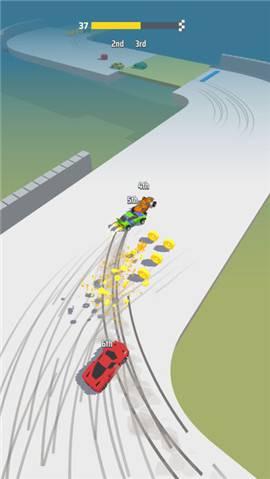 漂移比赛Drifty Race截图