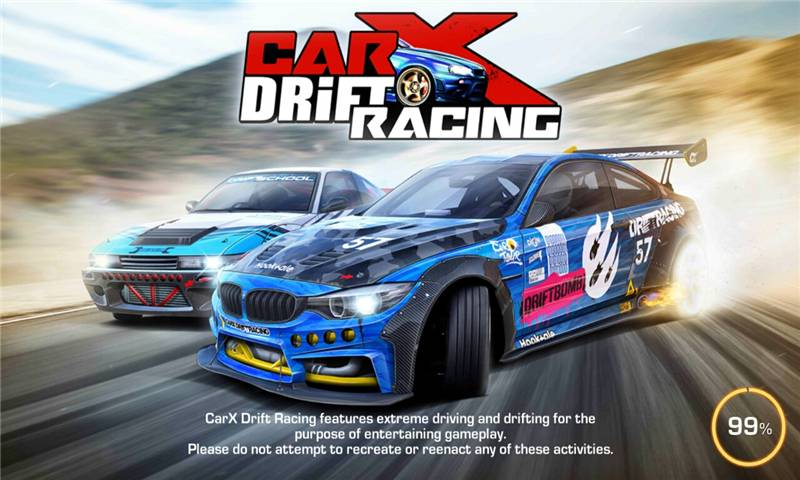Carx漂移赛车免谷歌版截图