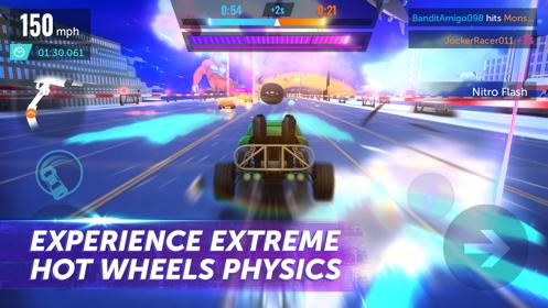 Hot Wheels Infinite Loop官方版截图