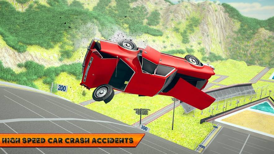 Car Crash Simulator 3D截图