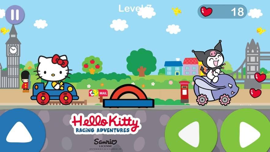 凯蒂猫赛车冒险安卓版截图