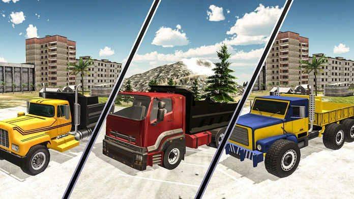 抖音开卡车游戏最新版截图