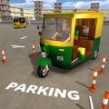 人力车停车模拟游戏