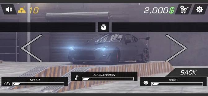 停车场真实驾驶学校游戏截图