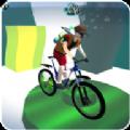 水下自行车3D