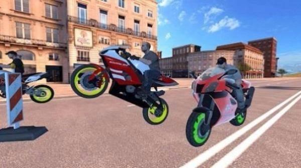 X3M摩托驾驶截图