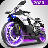 极速摩托短跑