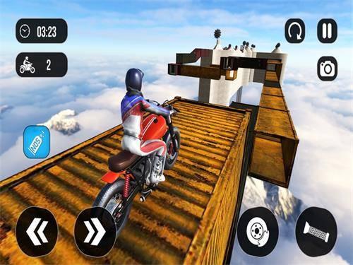 都市骑手越野摩托车截图