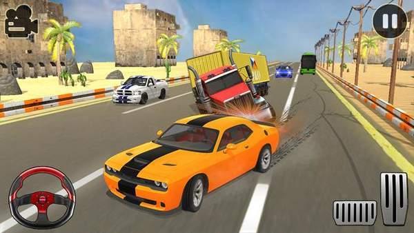 公路快速赛车截图