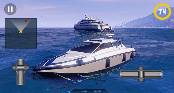 船驾驶模拟器2021截图