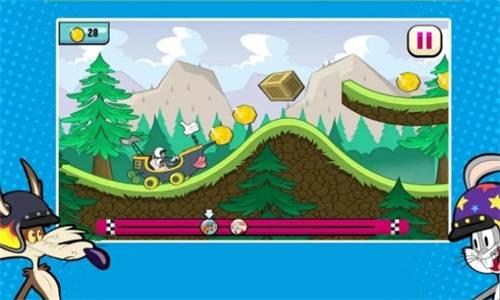 猫和老鼠2飞镖赛车截图