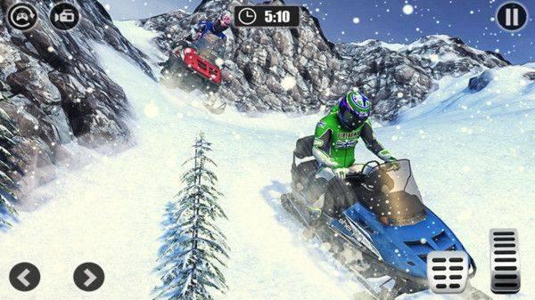 四轮雪地摩托车截图
