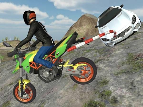 链式摩托车新种族截图