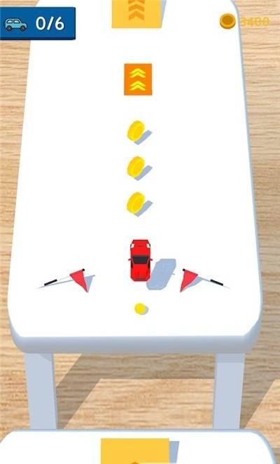 热车挑战赛截图