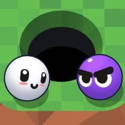 抖音用桌球进洞的游戏
