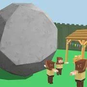 抖音石头不断变大的游戏