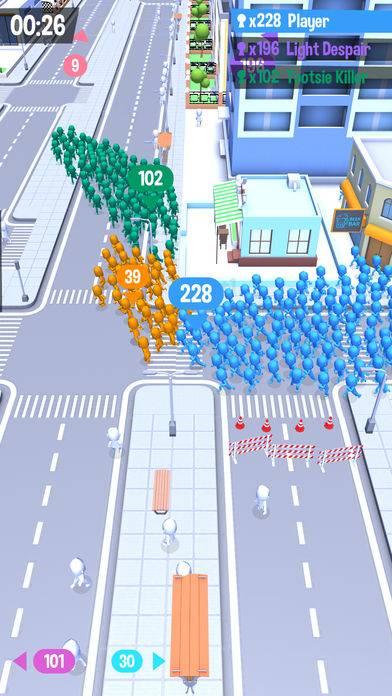 拥挤城市破解版截图