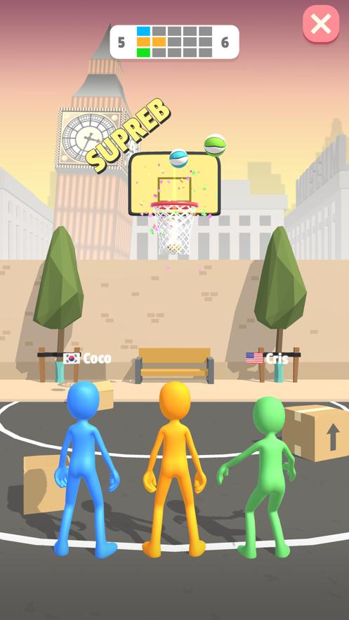 Five Hoops破解版截图