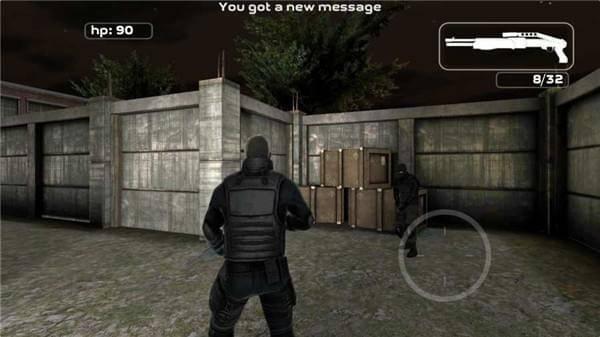 屠杀者2监狱突袭截图