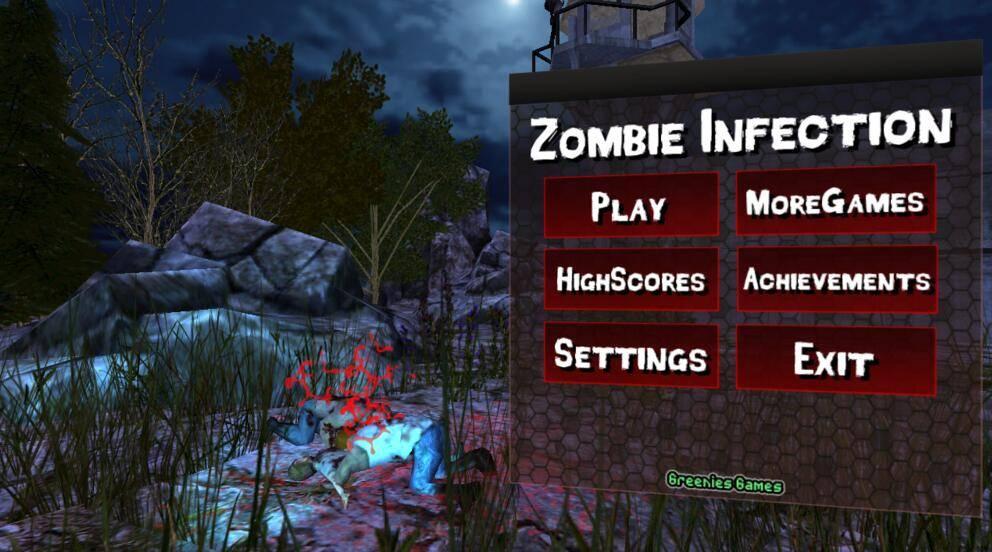 僵尸感染游戏截图