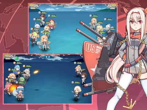 战舰少女R官方版本截图