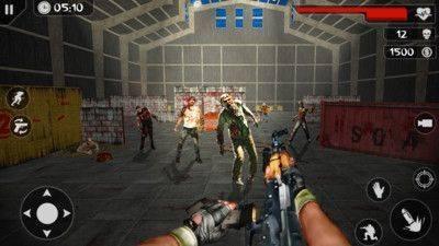 狙击手变焦僵尸攻击截图