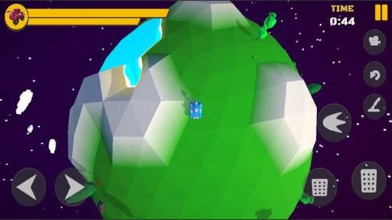 坦克行星游戏截图