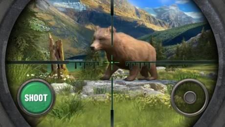 野鹿狙击射击猎人截图
