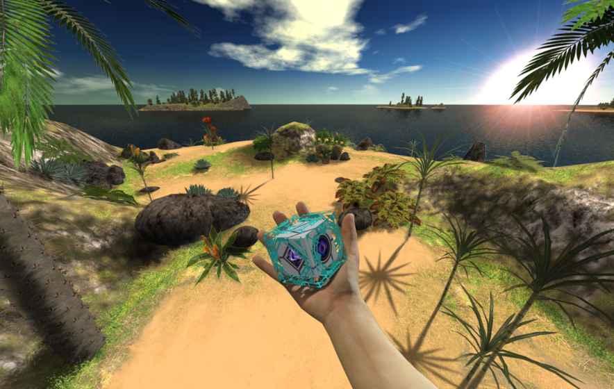 荒岛求生3D:森林截图
