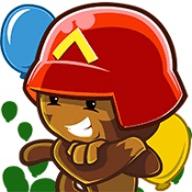 气球塔防对战游戏