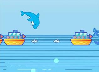 海豚酷跑截图