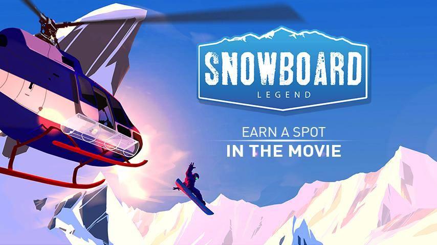滑雪板传奇截图