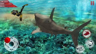 模拟食人鱼游戏截图