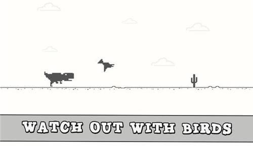 史蒂夫跳跃恐龙截图