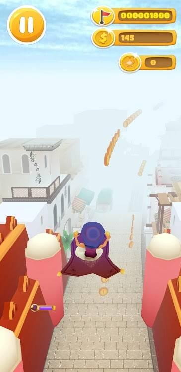 神庙逃亡4魔境仙踪破解版截图