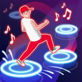 跳跳音乐步
