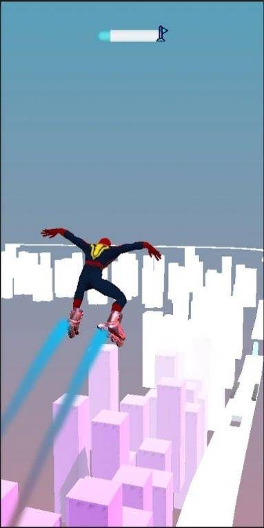 英雄轮滑冒险截图