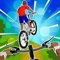 终极下坡骑行游戏