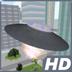 城市飞碟UFO
