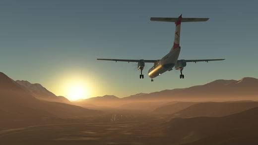 飞行模拟器 Infinite Flight截图