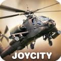 炮艇战:3D直升机游戏