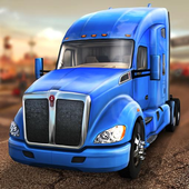 模拟卡车19