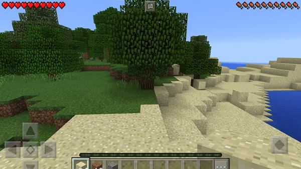 我的世界1.15pe基岩版截图