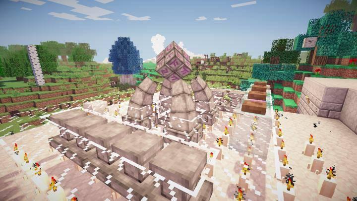 Minecraft泰坦生物mod手机版截图