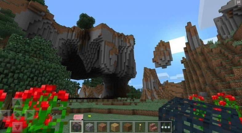 Minecraft1.16.20.53国际版截图