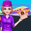 乘务员模拟器空姐破解版