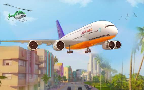 新型飞机模拟截图