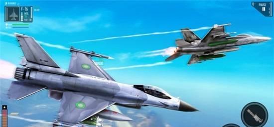 战斗机模拟器2021截图